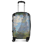 Promenade Woman by Claude Monet Suitcase