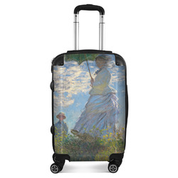 Promenade Woman by Claude Monet Suitcase