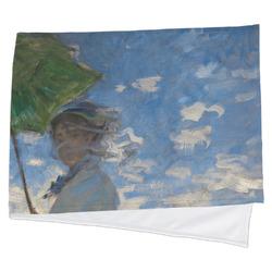 Promenade Woman by Claude Monet Cooling Towel