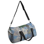 Promenade Woman by Claude Monet Duffel Bag