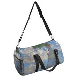 Promenade Woman by Claude Monet Duffel Bag