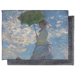 Promenade Woman by Claude Monet Microfiber Screen Cleaner