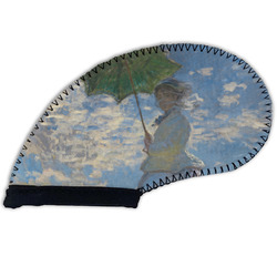 Promenade Woman by Claude Monet Golf Club Cover