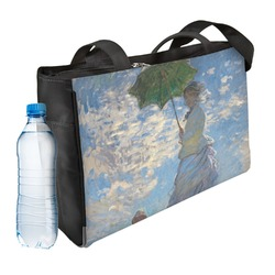 Promenade Woman by Claude Monet Ladies Workout Bag