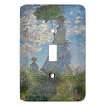 Promenade Woman by Claude Monet Light Switch Covers