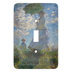 Promenade Woman by Claude Monet Light Switch Covers - Multiple Toggle Options Available