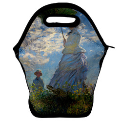Promenade Woman by Claude Monet Lunch Bag