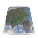 Promenade Woman by Claude Monet Empire Lamp Shade