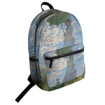 Promenade Woman by Claude Monet Student Backpack