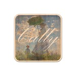 Promenade Woman by Claude Monet Genuine Wood Sticker