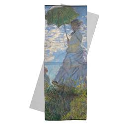 Promenade Woman by Claude Monet Yoga Mat Towel
