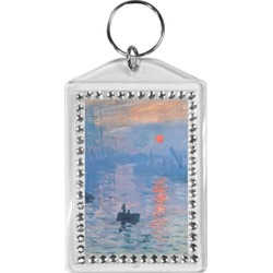 Impression Sunrise Bling Keychain