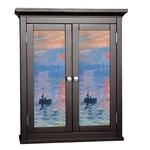 Impression Sunrise Cabinet Decal - Custom Size