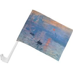 Impression Sunrise Car Flag
