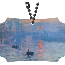 Impression Sunrise Rear View Mirror Ornament