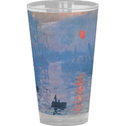 Impression Sunrise Drinking / Pint Glass
