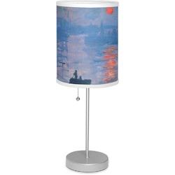 "Impression Sunrise 7"" Drum Lamp with Shade"