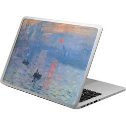 Impression Sunrise Laptop Skin - Custom Sized