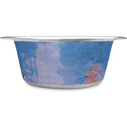 Impression Sunrise Stainless Steel Pet Bowl