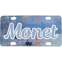 Impression Sunrise Mini / Bicycle License Plate