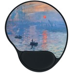 Impression Sunrise Mouse Pad with Wrist Support