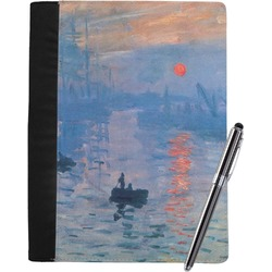 Impression Sunrise Notebook Padfolio
