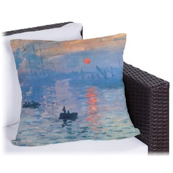Impression Sunrise Outdoor Pillow