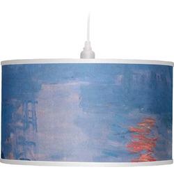 Impression Sunrise Drum Pendant Lamp