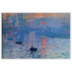 Impression Sunrise by Claude Monet Laminated Placemat