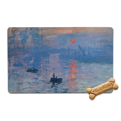 Impression Sunrise Pet Bowl Mat