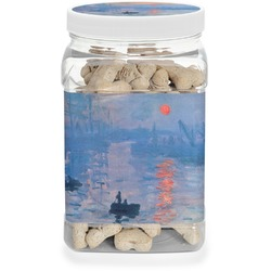 Impression Sunrise Pet Treat Jar