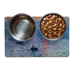 Impression Sunrise Pet Bowl Mat