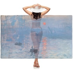 Impression Sunrise Sheer Sarong
