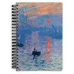 Impression Sunrise Spiral Bound Notebook