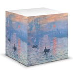 Impression Sunrise Sticky Note Cube