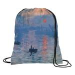 Impression Sunrise Drawstring Backpack