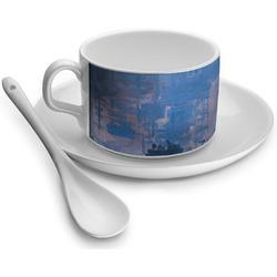 Impression Sunrise by Claude Monet Tea Cups