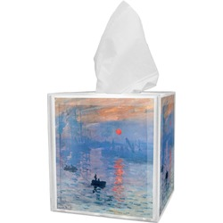 Impression Sunrise Tissue Box Cover