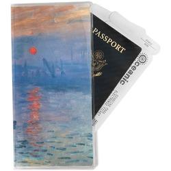 Impression Sunrise Travel Document Holder