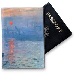 Impression Sunrise Vinyl Passport Holder