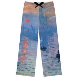 Impression Sunrise Womens Pajama Pants - XL