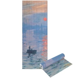 Impression Sunrise Yoga Mat - Printable Front and Back