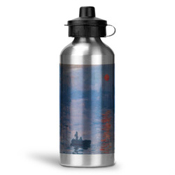 Impression Sunrise by Claude Monet Water Bottle - Aluminum - 20 oz