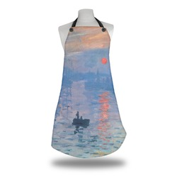 Impression Sunrise by Claude Monet Apron