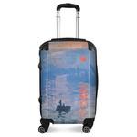 Impression Sunrise by Claude Monet Suitcase
