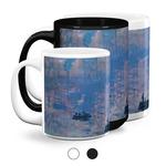 Impression Sunrise by Claude Monet Coffee Mugs