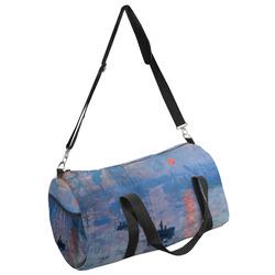 Impression Sunrise by Claude Monet Duffel Bag - Multiple Sizes
