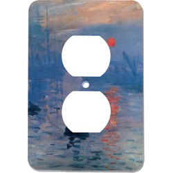 Impression Sunrise Electric Outlet Plate