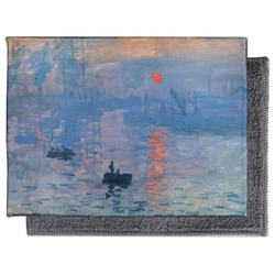Impression Sunrise by Claude Monet Microfiber Screen Cleaner