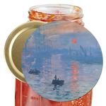 Impression Sunrise by Claude Monet Jar Opener